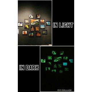 Night Glow Photo Frames