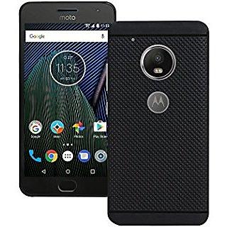 info for a083e ad2a0 Bodoma Dotted back cover black for Motorola Moto G5 plus
