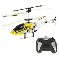 Skyhawk 3.5 Channel Metal Copter With LED Lights JS