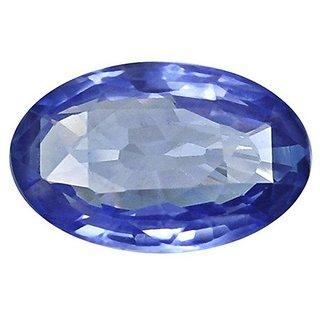 divya shakti 100  original 7.00 Cart Blue Sapphire Nilam Stone