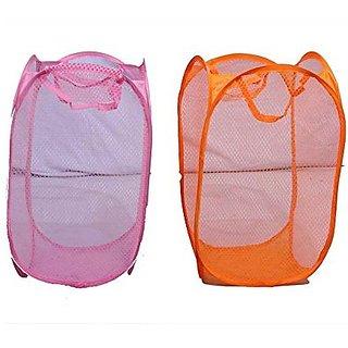 d992e4aa7a99 Kuber Industries™ Laundry Basket 2 Pcs Combo