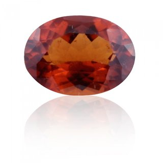 Ratna Gemstone 6.25 Beautiful Hessonite Gomed Loose Gemstone