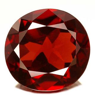 Ratna Gemstone 4.25 Beautiful Hessonite Gomed Loose Gemstone