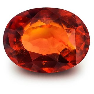 Ratna Gemstone Loose Gemstone 3.50 ratti Hessonite/Gomed