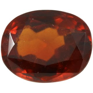 Ratna Gemstone Loose Gemstone 10.25 ratti Hessonite/Gomed