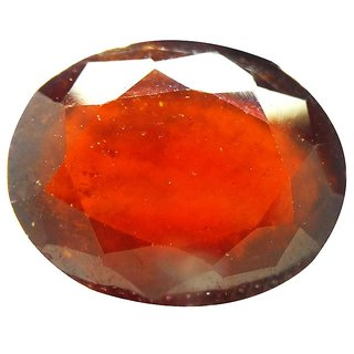 Ratna Gemstone4.00 ratti Natural Hessonite Gomed GLI Certified