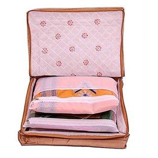 Kuber Industries trade; 6 Sarees bag, saree cover, 1 bag for keeping 10 sarees ,Wedding Collection, Diwali Gift