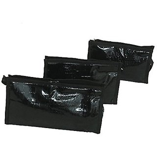 Kuber Industries™ Shaving Kit Set of 3 Pcs In Imported Material (3 Zip in each kit)