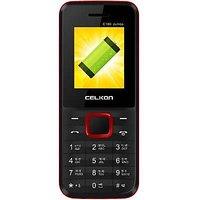 CELKON C180 (Black+Orange)