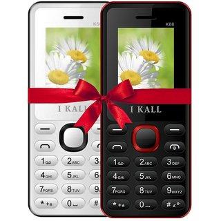 IKall K66K66 Dual Sim Multimedia Mobile Combo BUY 1 GET