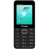 ZIOX THUNDER BOLT DUAL SIM MOBILE PHONE