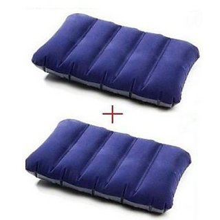 Blue Travel Pillows (Buy 1 Get 1)