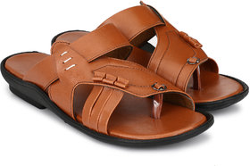 Lee Peeter Men's Tan Sandals