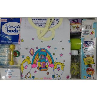 Love Baby Gift Set - Senorita Yellow
