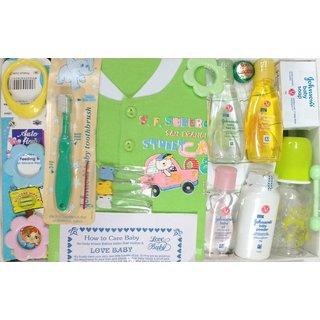 Love Baby Gift Set - Tinker Bell Green