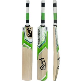 Kookaburra Cricket Bat Kashmir Willow Full Size SH With Cover