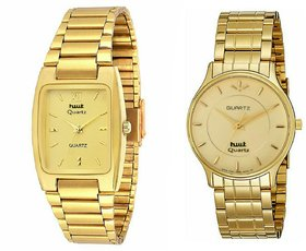 HWT Combo of 2 Mens Watches