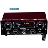 MEDHA Car Home Stereo Audio Amplifier MP3 Music Player USB, Bluetooth ,FM Radio, Aux IN