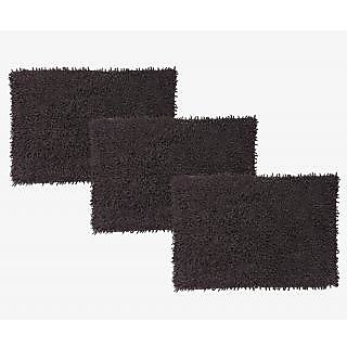 Bathmat Cotton Brown (Karisma-Dark Brown-3)