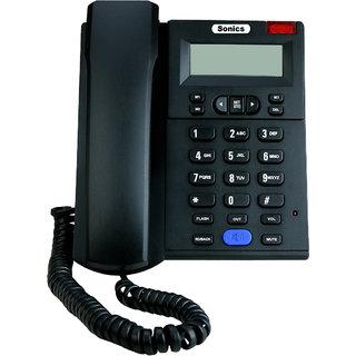 Sonics Caller ID Phone