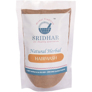 Sridhar Natural Herbal Hair Wash 50 gr