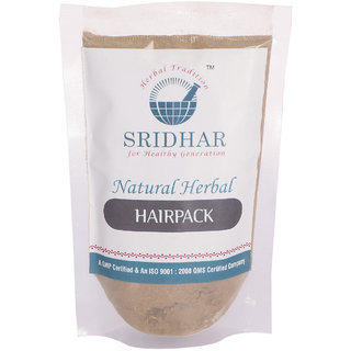 Sridhar Natural Herbal Hair Pack 50 gr