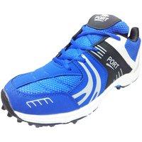 Port Dazzer Razer Dark Blue Hiking And Tracking  Shoe For Men