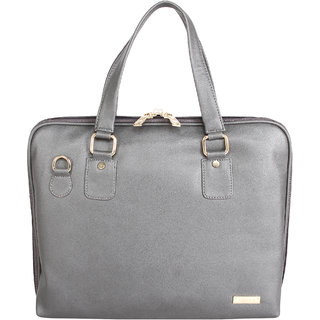 Horra Grey Laptop Bag HR0617BLD002GRY