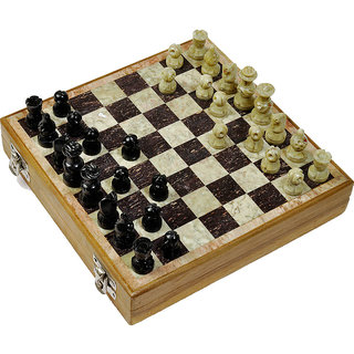 Real Makrana Marble Chess Board Handicraft Marble Chess Board