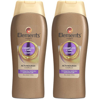 Elements Complete Care Shampoo (Pack Of 2)
