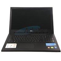 """DELL INSPIRON 3542-W560240TH BLACK INTEL CORE I3-4005U/4GB DDR3/500GB/14"""" LED"""