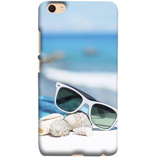 Buy Fuson Designer Back Case Cover For Vivo V5 Summer Vacation