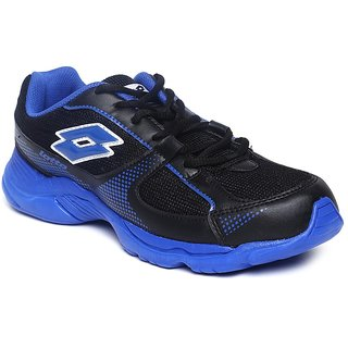c96053b98311 Buy Lotto Men Black Pounce Running Shoes Online   ₹2499 from ShopClues