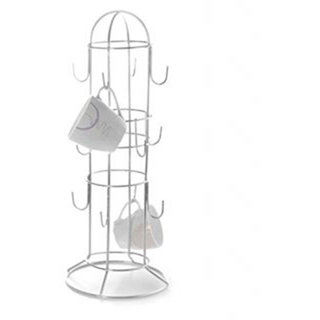 Orenics SteelCup Tree 12 Cup Rack Coffee And Tea Mug Stand Stainless Steel Kitchen Tool