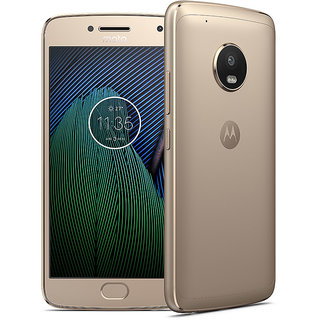 Motorola Moto G5 (3 GB  Fine Gold)