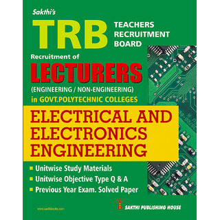 Lecturers Electrical and Electronics Engineering (Govt polytechnic colleges)