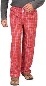 True Fashion Cotton Casual Checkered Pyjamas SAPYJCHKB30