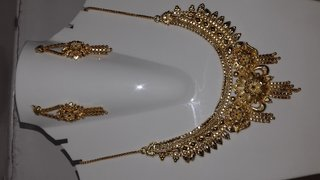 Necklack set with Earing