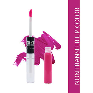 INSIGHT NON-TRANSFER LIP Crazy For It COLOR LIPS LIQUID (6 ML-LG-36#b52478)