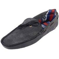Admire Black Color Loafer For Men's