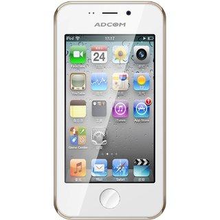 Adcom Ikon 4 (1 GB, 8 GB, Gold)