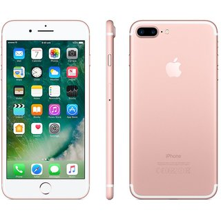 Apple iPhone 7 Plus (3 GB, 32 GB, Rose Gold)