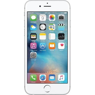 Apple iPhone 6S (2 GB, 32 GB, Silver)