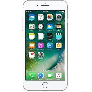 Apple iPhone 7 Plus (3 GB, 128 GB, Silver)