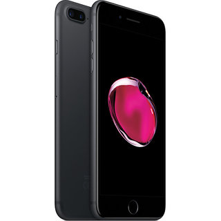 Apple iPhone 7 Plus (3 GB, 128 GB, Black)