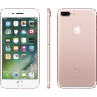 Apple iPhone 7 Plus (3 GB, 128 GB, Rose Gold)