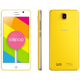 Zopo c1 ZP331 (1 GB, 8 GB, Yellow)