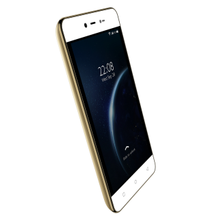 Videocon Delite 11 V50MA (1 GB, 8 GB, Gold)