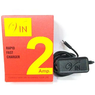 No Rapid Fast Charger 2 Amp - For All Smart Phones By New Grahak