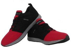 SEGA Red/Black Running Shoes